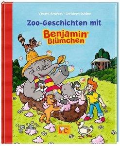 Zoogeschichten mit Benjamin Blümchen