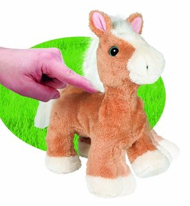 Hasbro A7293E24 - FurReal Friends: laufende Pony Mama