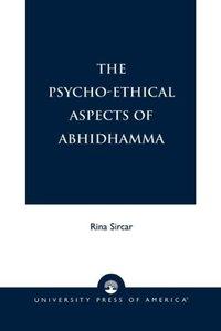 Psycho-Ethical Aspects of Abhidhamma
