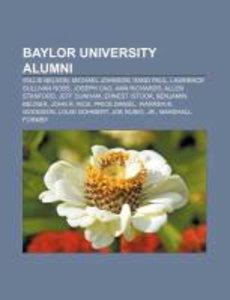 Baylor University alumni