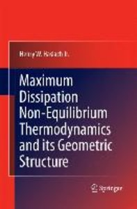 Maximum Dissipation Non-Equilibrium Thermodynamics and its Geome