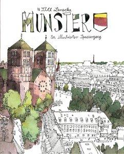 Münster - Ein illustrierter Spaziergang