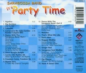 Saragossa Party