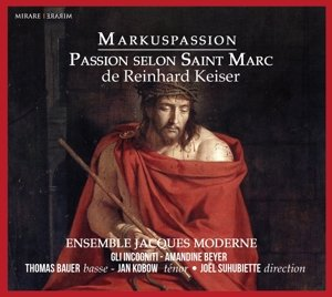 Passion Selon Saint Marc