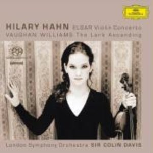 Violinkonzert op.61/The Lark Ascending