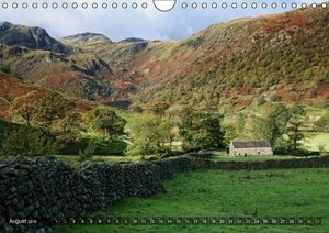 Wild Beauty of Cumbria (Wall Calendar 2015 DIN A4 Landscape)