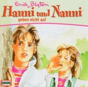 Hanni und Nanni 13 geben nicht auf. CD