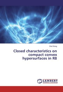 Closed characteristics on compact convex hypersurfaces in R8