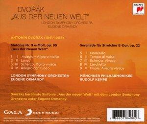 """Sinfonie 9 """"Aus der neuen Welt"""""""