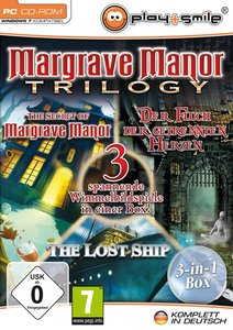 Margrave Manor Trilogy