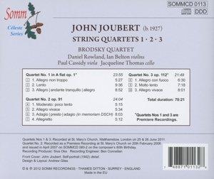 Streichquartette 1-3