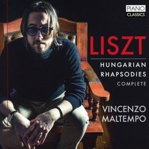 Hungarian Rhapsodies 1-19