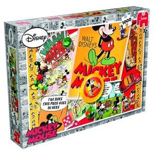 Disney Mickey Retro Puzzle - 1000 Teile