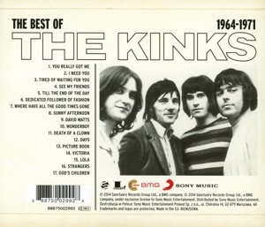 Best Of The Kinks