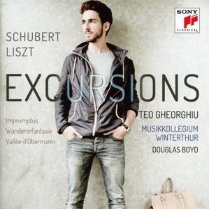 Schubert & Liszt: Excursions