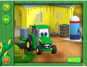 John Deere - Der Kinder Landmaschinen-Simulator