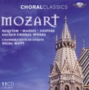 Choral Classics-Requiem/Masses/Verspers/+