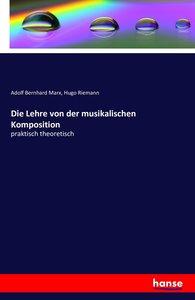 Die Lehre von der musikalischen Komposition