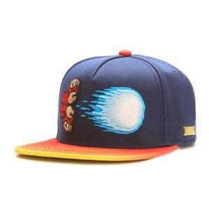 HOG - Special Move Cap (Flat Cap) - Blau
