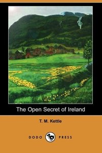 The Open Secret of Ireland (Dodo Press)
