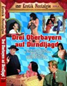 Drei Oberbayern auf Dirndljagd
