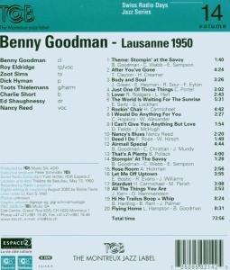 Radio Days Vol.14-Lausanne 1950