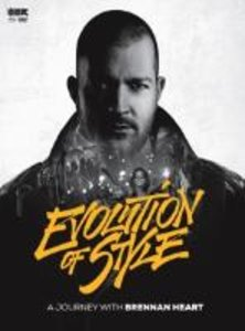 Evolution Of Style (DVD/Blu-ray/CD)