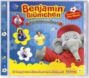 "Benjamin Blümchen - Soundtrack zur Show ""Törööö im Zoo!"""