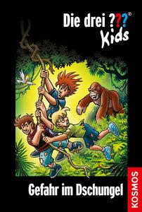 Die drei ??? Kids 62. Gefahr im Dschungel (drei Fragezeichen)