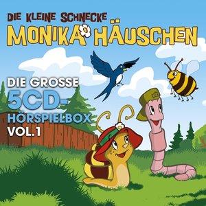 Monika Häuschen-Die Gr.5-CD Hörspielbox Vol.1