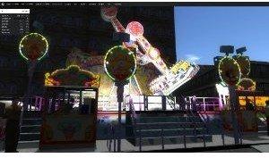 Virtual Rides
