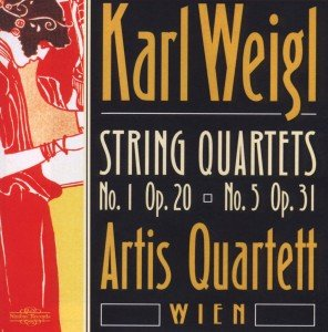 Weigl String Quartets