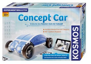Kosmos 620349 - Concept Car, Experimentierkasten