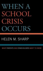 When a School Crisis Occurs