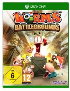 Worms Battlegrounds. XBox One