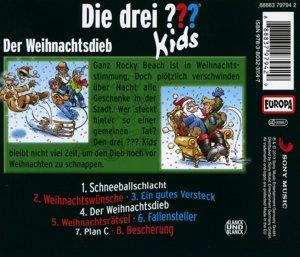 Die drei ??? Kids: Der Weihnachtsdieb
