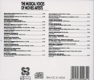 The Musical Voices Of Movies
