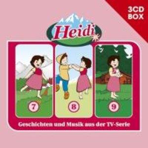 Heidi Heidi - 3-CD Hörspielbox Vol. 3