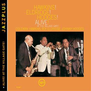 Hawkins! Eldridge! Hodges! Alive!/+