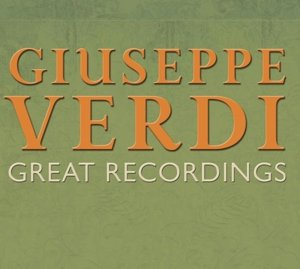 Giuseppe Verdi-Great Recordings
