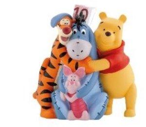 BULLYLAND 12222 - Winnie und seine Freunde: Spardose