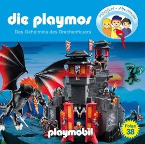Die Playmos 38. Das Geheimnis des Drachenfeuers