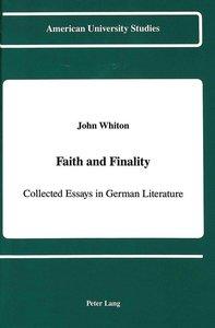 Faith and Finality