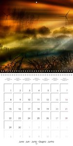 In between worlds - between day and night (Wall Calendar 2015 30