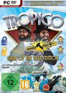 Tropico 5 Game of the Year Edition. Für Linux, Windows Vista/7