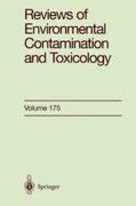 Reviews of Environmental Contamination and Toxicology 175