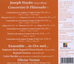 Concertini & Flötenuhr