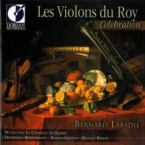 Les Violons Du Roy/Celebration