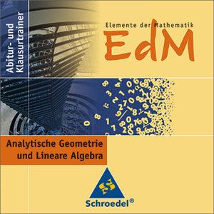 Lineare Algebra und Analytische Geometrie, CD-ROM