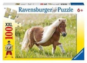 Kleines Pony. Puzzle 100 Teile XXL